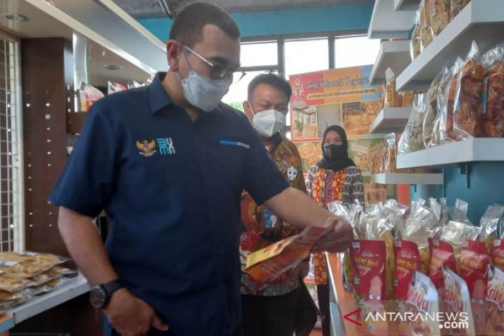 Stafsus Menteri ajak BUMN di Babel kolaborasi kelola RKB Pangkalpinang