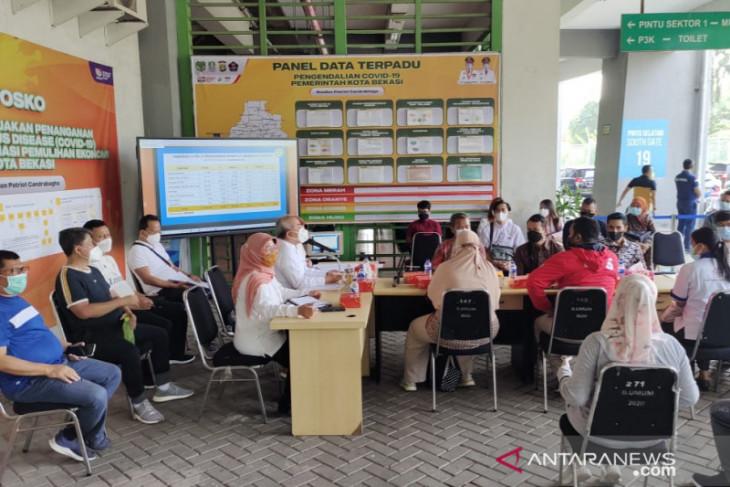 Wali Kota Bekasi ajak pekerja perusahaan ikut vaksinasi COVID-19