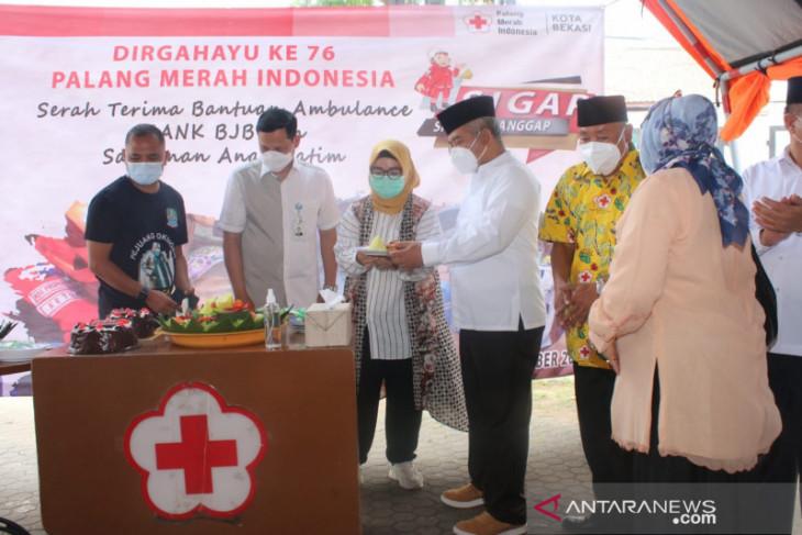 Rahmat Effendi: PMI Bekasi maju pesat dipimpin milenial