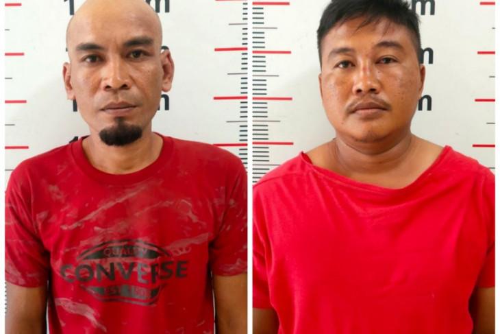 Polsek Pangkalan Susu Langkat tangkap komplotan pencuri di SDN 054951