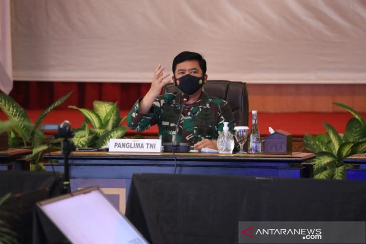 TNI dan Polri siap bantu mempercepat vaksinasi di Jambi