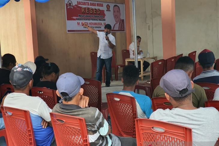 Legislator Maluku dorong usaha pertanian dan produk rumahan di SBB fasilitasi modal usaha