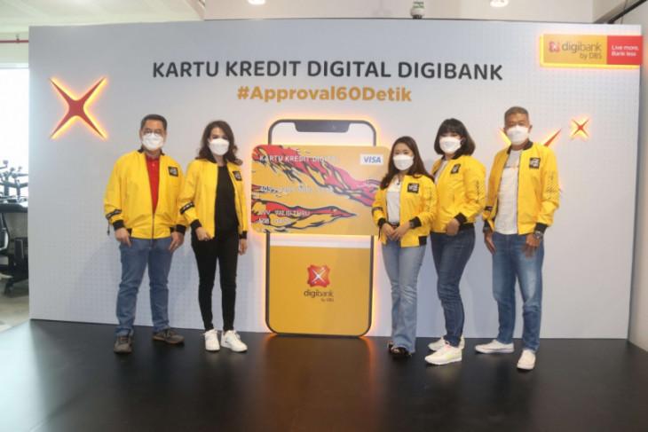 DBS luncurkan kartu kredit digital