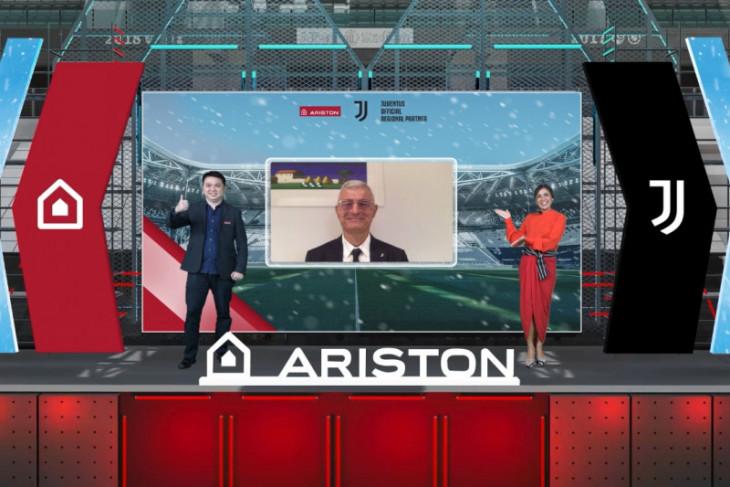 Ariston menjadi official regional partner Juventus