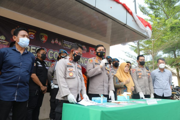 Polisi Tangerang ungkap kasus prostitusi online  libatkan ABG
