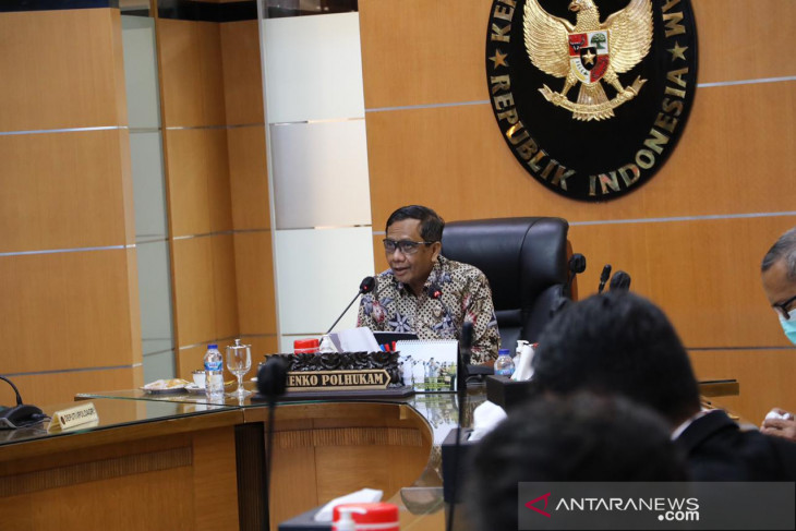 Managing border areas Indonesia's national priority: Mahfud