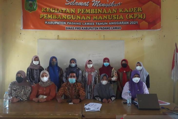 Puluhan KPM desa ikuti program pembinaan Dinas PMD Palas