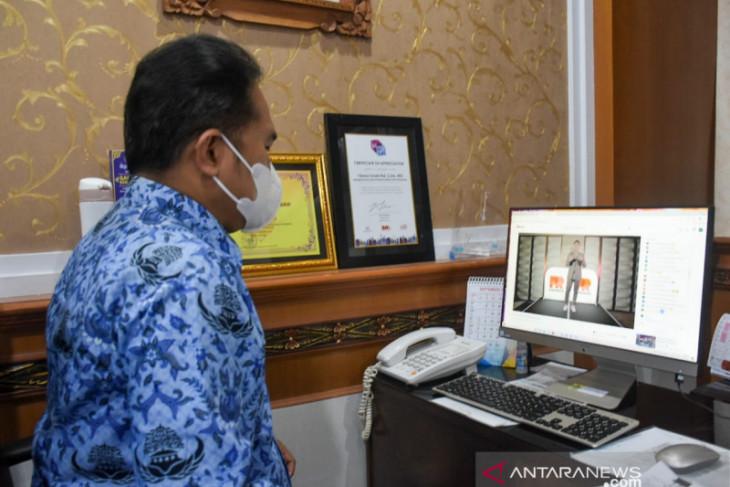 Pemkot Denpasar raih AHI 2021
