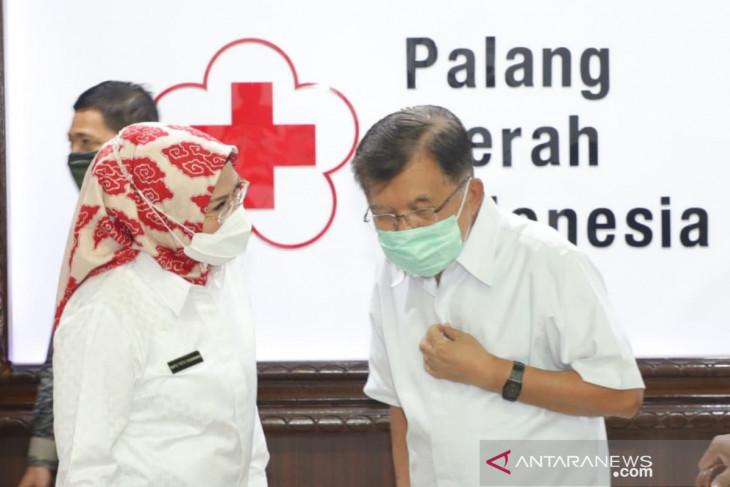 Sambut HUT PMI, Ratu Tatu serukan kebersamaan tangani pandemi