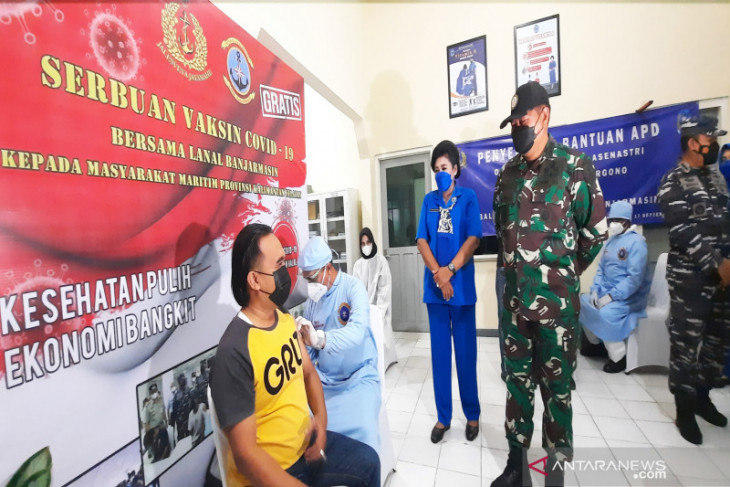 KSAL perintahkan serbuan vaksinasi pelajar usai rampungkan masyarakat pesisir
