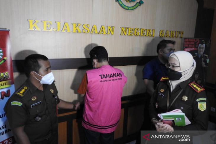DPO 12 tahun, seorang koruptor ditangkap Kejari Garut