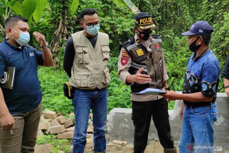 Masalah pembukaan lahan di Batu Harang HST selesai