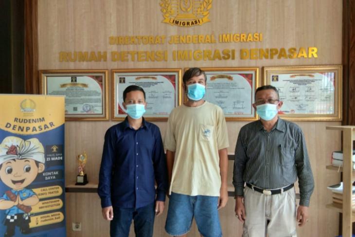 Imigrasi Bali deportasi WNA Rusia yang pengedar narkoba