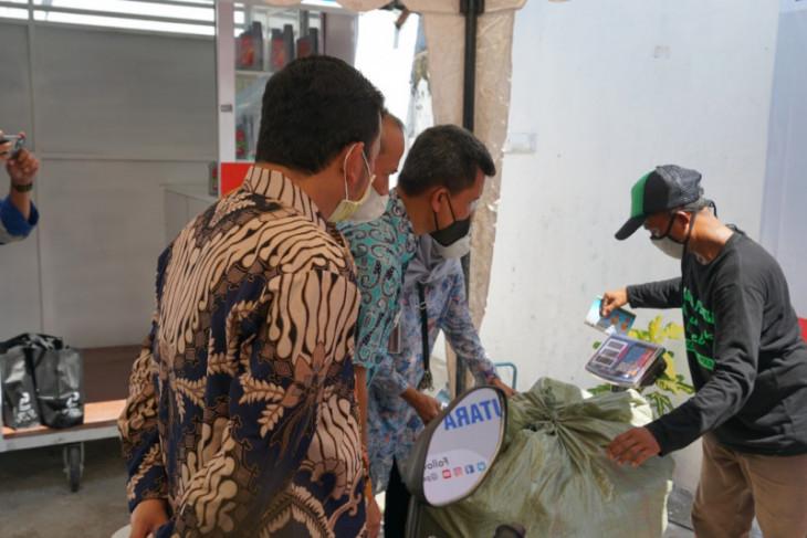 Pertamina hadirkan Bengkel Sampah Tukar Oli