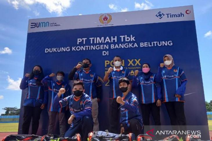 PT Timah siapkan bonus atlet PON Babel peraih medali