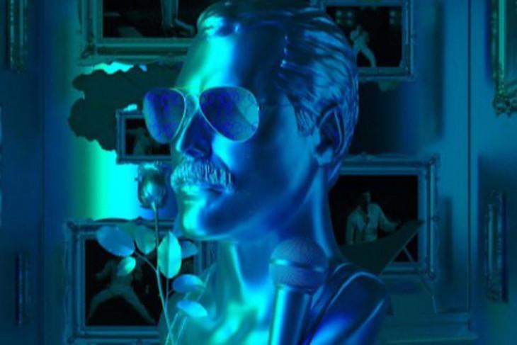Empat karua seni NFT Freddie Mercury dilelang untuk amal