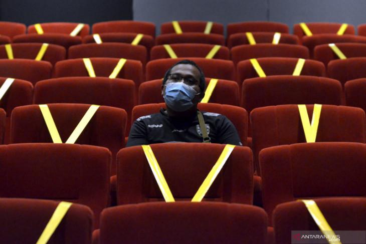 Bioskop sudah buka, film-film