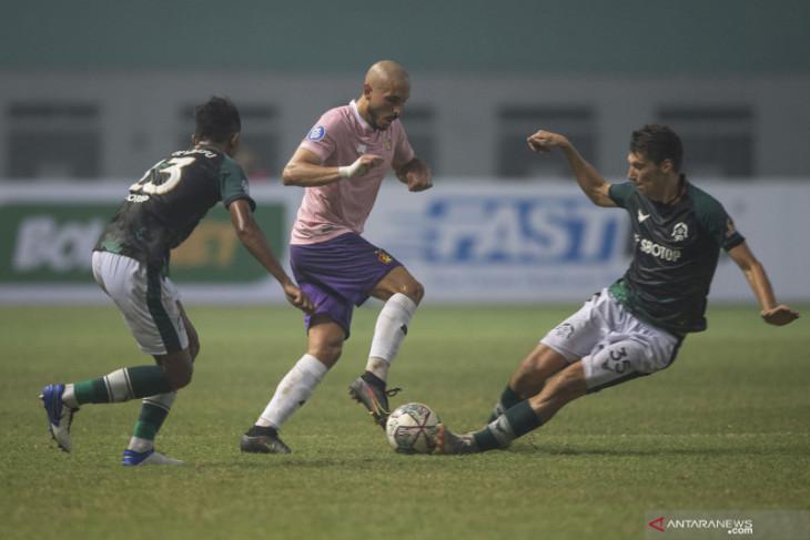 Liga 1: Pelatih Persik belum puas dengan performa Youssef Ezzejjari