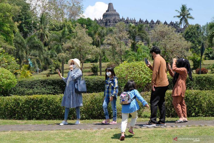 Ratusan obyek wisata di Jateng dibuka