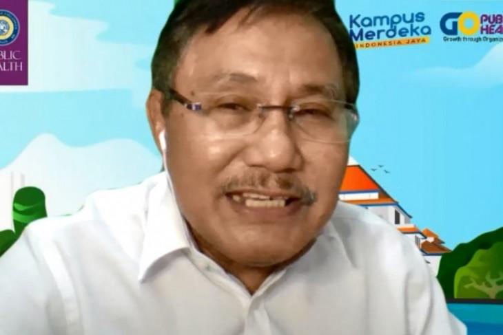 Epidemiologi: Jumlah pasien COVID-19 tak jadi penghalang Surabaya masuk level 1