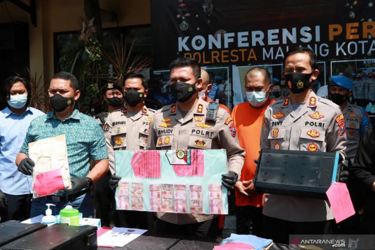 Dua spesialis pembobol mesin ATM di Malang Raya diringkus polisi