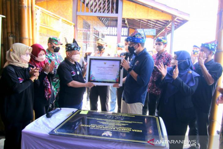 Sandiaga dorong pengelola Desa Wisata Kampung Blekok Situbondo tingkatkan kualitas pelayanan
