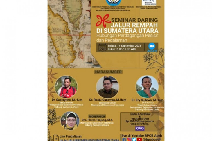 MSI Sumut gelar seminar hubungan perdagangan pesisir dan pedalaman