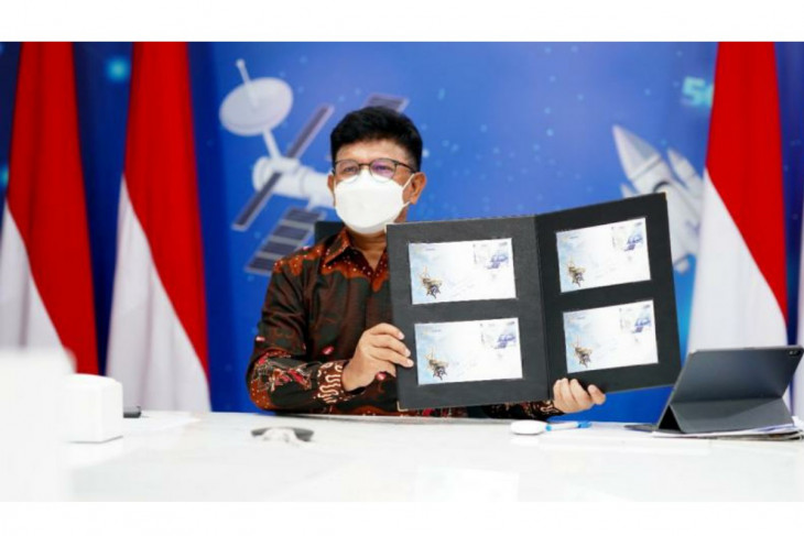 Kemkominfo supports Peruri's transformation in postage stamps