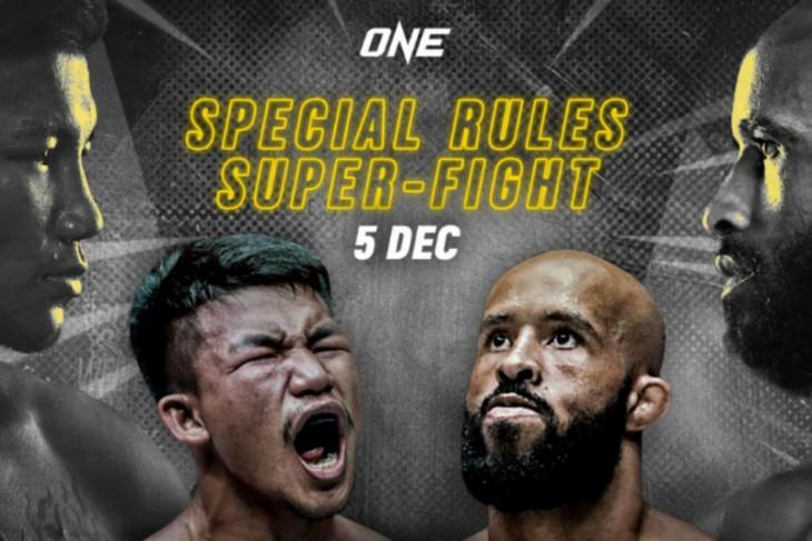 ONE Championship tampilkan petarung MMA vs Muay Thai