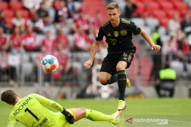 Bayern Muenchen pesta tujuh gol tanpa balas ke Bochum