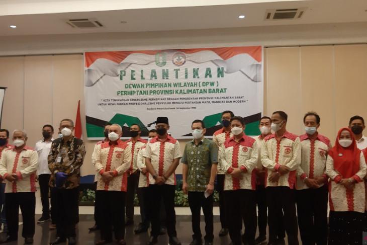Daniel Johan : Peran penyuluh pertanian strategis untuk Indonesia maju