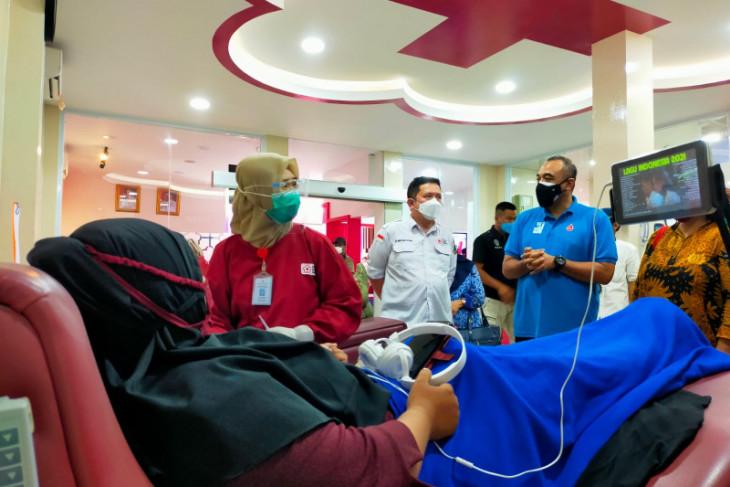 PMI Tangerang sediakan fasilitas layanan digital untuk memudahkan pendonor darah