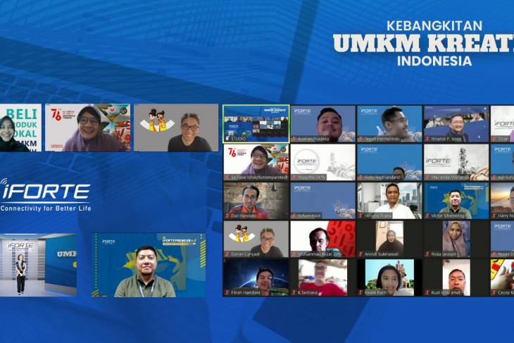 UMKM harus terbiasa dengan platform digital