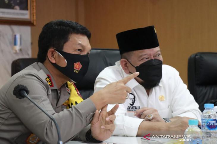 Ketua DPD RI apresiasi Polda Jatim asuh anak yatim piatu korban COVID