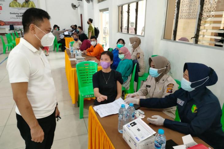 Pemkot Pontianak apresiasi Masyarakat Batak Toba gelar vaksinasi COVID-19