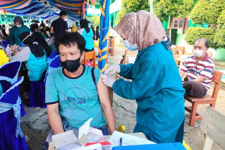 Kemenkes-Muhammadiyah bekerja sama dengan Kideco gelar vaksinasi