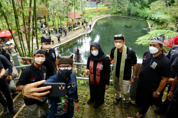 Sandiaga: Desa Wisata Tamansari Banyuwangi bisa jadi destinasi dunia