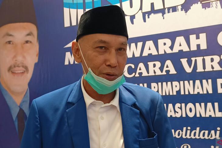 Gelar Muscab VI, DPD PAN Cilegon targetkan raih tiga besar di Pemilu 2024
