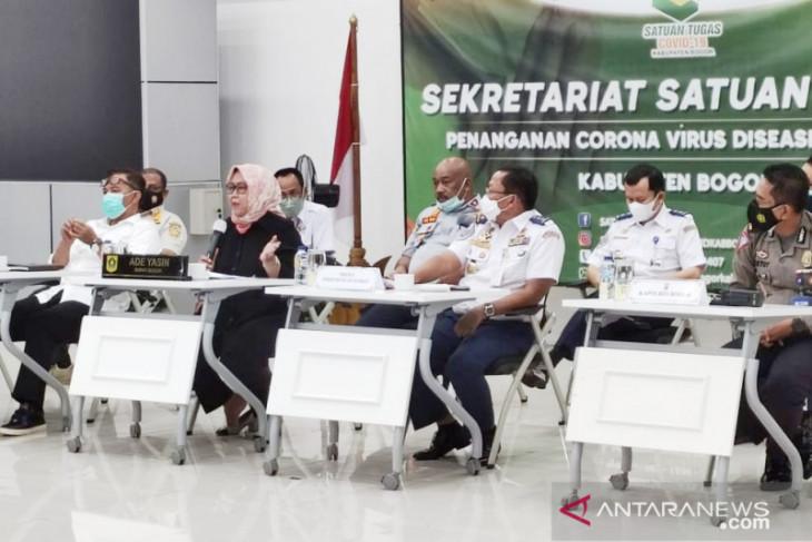 Forkopimda Bogor-Cianjur adakan pertemuan bahas ganjil genap Jalur Puncak