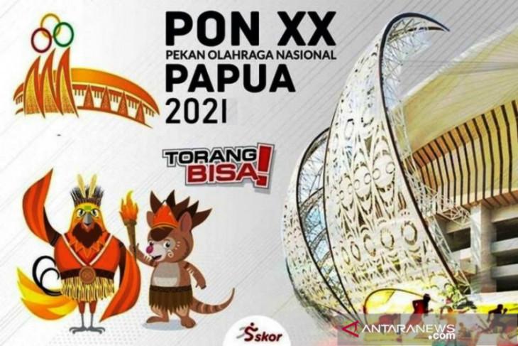 Perolehan Medali PON XX Papua