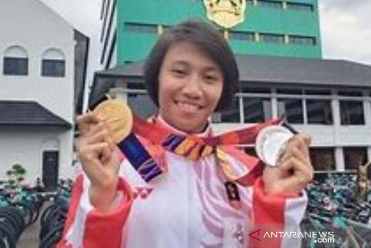 Profil PON Papua - Anny Pandini siap mendulang medali emas untuk Bali pada PON Papua