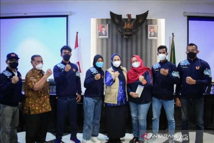 Sebanyak 18 atlet asal Karawang perkuat Jabar di PON XX Papua