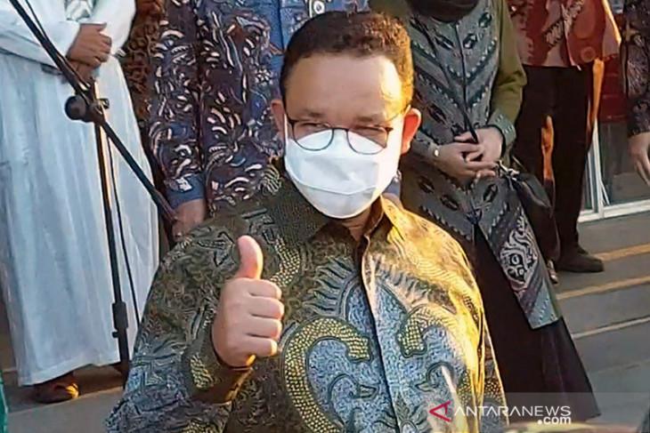Anies Baswedan penuhi  panggilan KPK