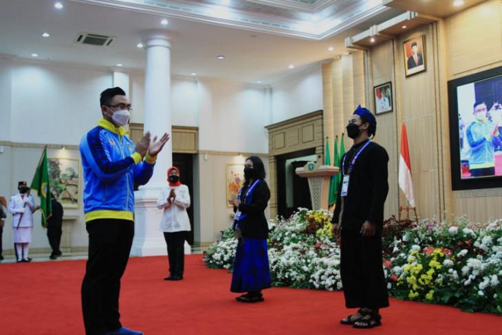 Kontingen Banten andalkan 14 cabang di PON Papua