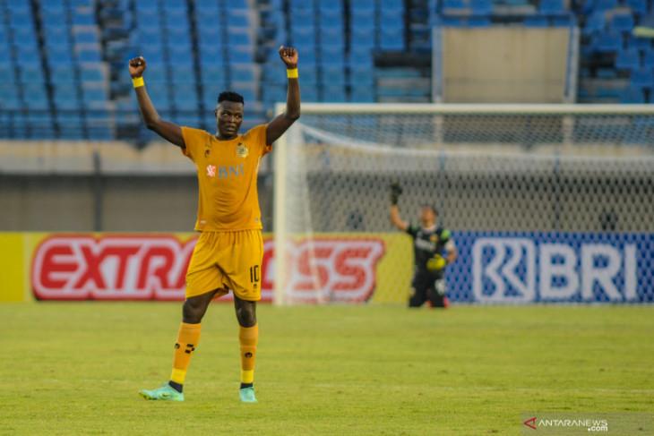 Pelatih Bhayangkara FC berharap bisa lebih banyak gol