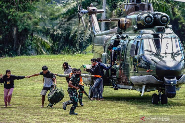 Papua terror campaigns hobble development efforts