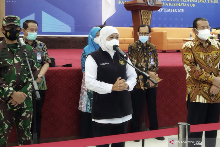 10 East Java Cities, districts implement level 1 PPKM