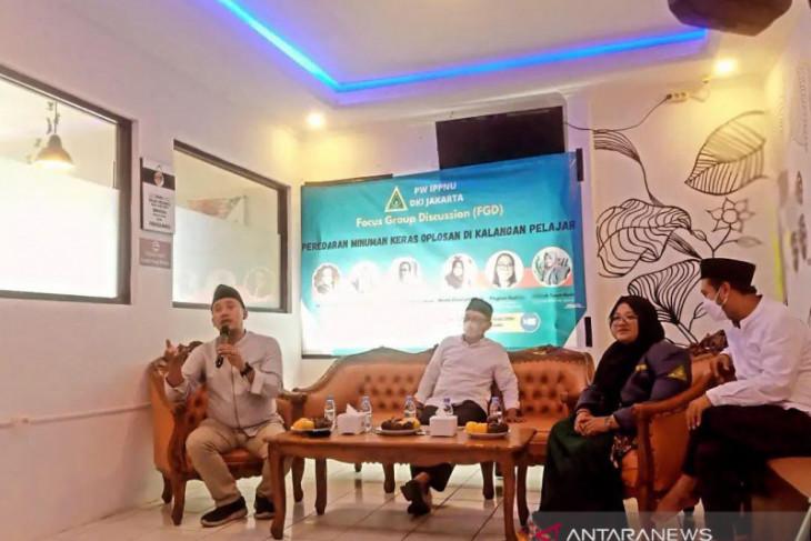 IPPNU Gelar Diskusi Bertajuk 'Peredaran Minuman Keras Oplosan di Kalangan Pelajar'