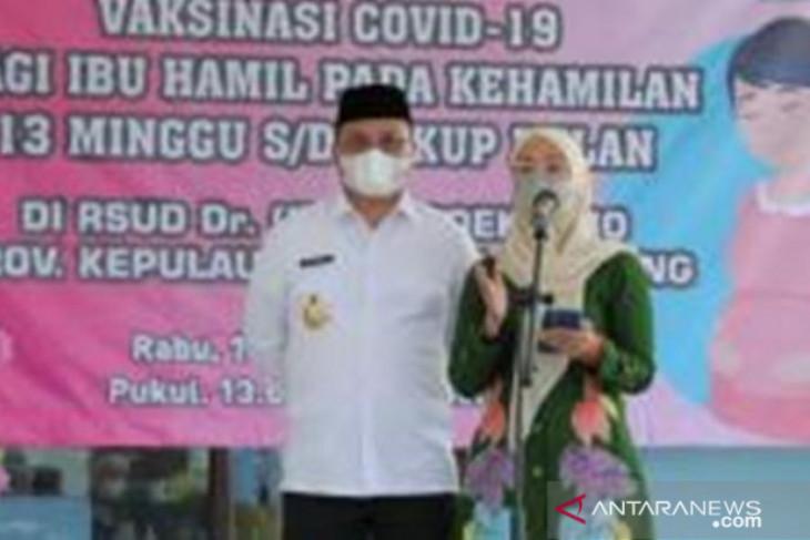 RSUD Soekarno jadi pusat pelayanan vaksinasi ibu hamil