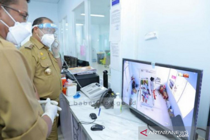 RSUD Bangka Belitung sediakan ruang bersalin khusus bagi pasien COVID-19